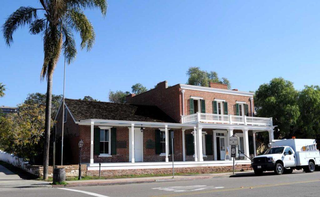 San Diego Whaley House
