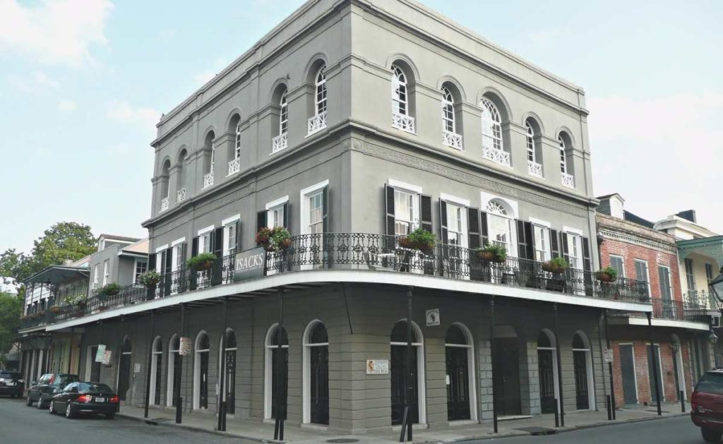 the lalaurie mansion haunted house