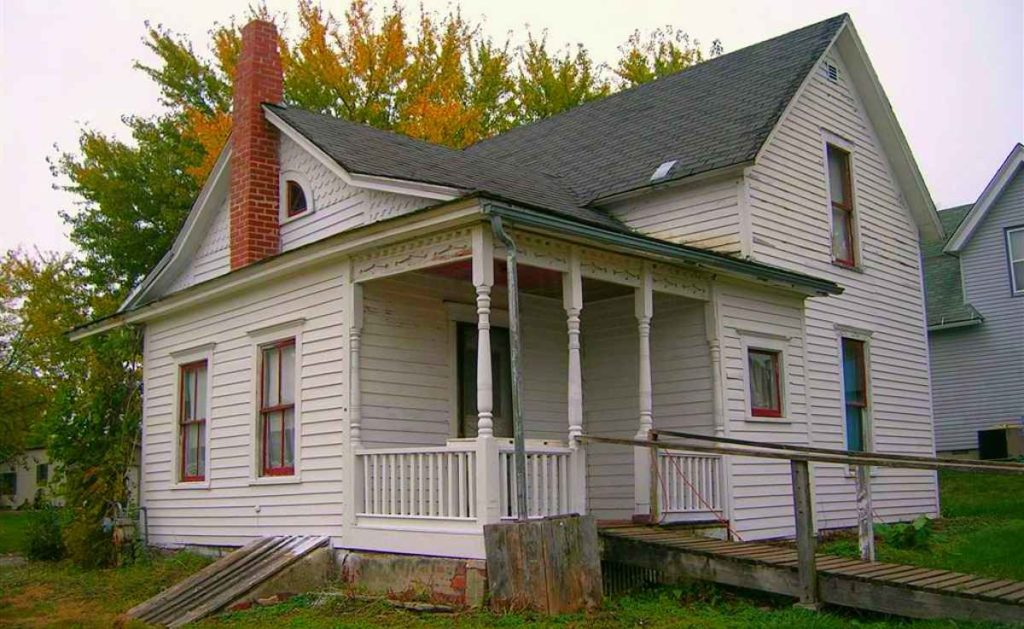 Villisca Ax house haunted mansion