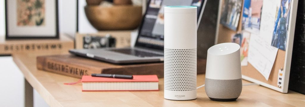 Google Home Amazon Echo smart home trends