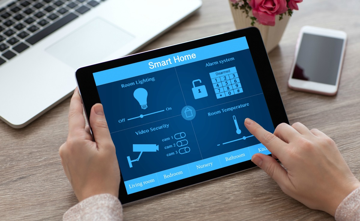 smart home trends to watch out with tablet