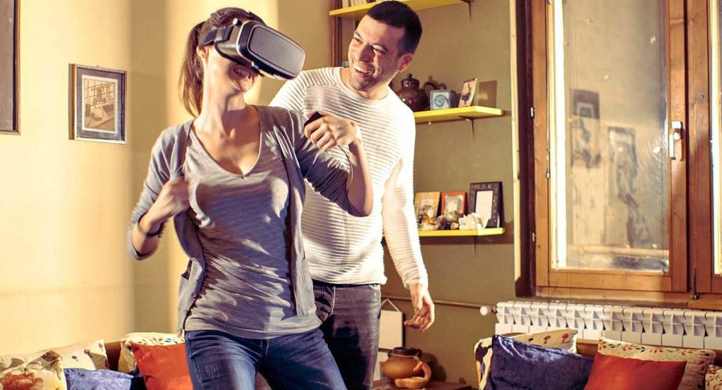 virtual reality in smart home trends