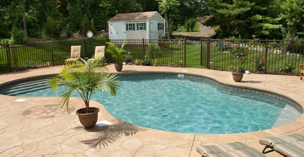 how to sell a home with a pool including barrier