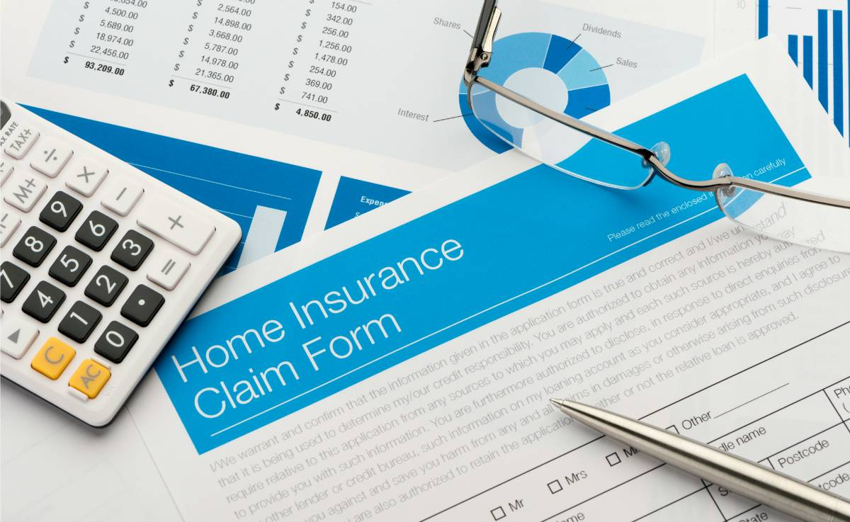 home insurance - house closing process