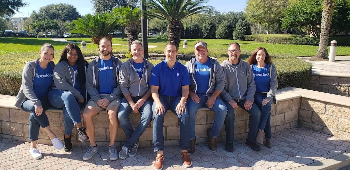 Opendoor Jacksonville team