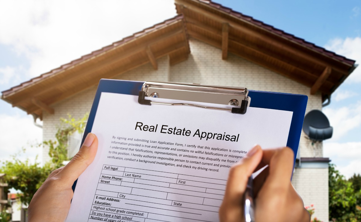 appraisals - house closing process