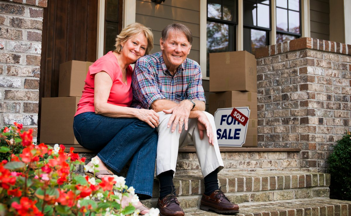 Couple who sold their house in Houston