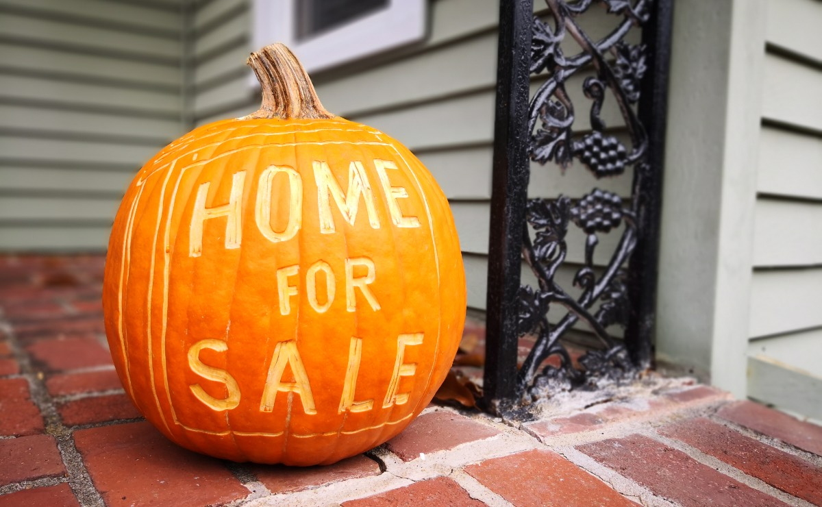 selling a house in the fall