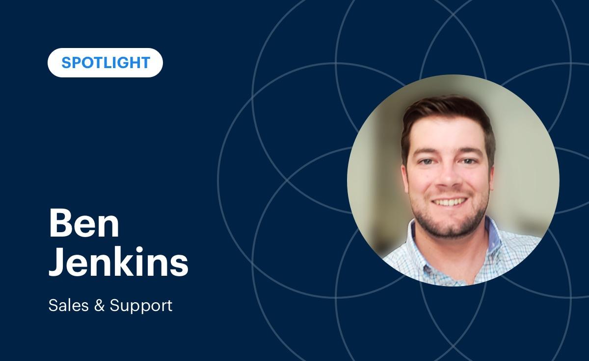 Ben Jenkins, Experience Partner