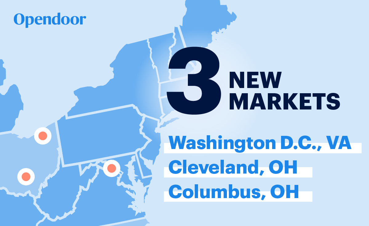 D.C., Cleveland & Columbus